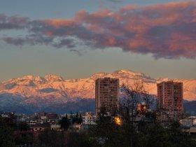 Santiago e Buenos Aires