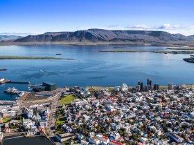 Islândia Promocional