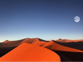 Belezas da Namíbia