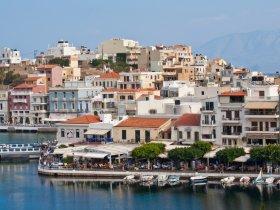 Grécia - Extensão Creta