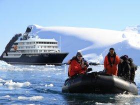 Cruzeiro na Antártica - Navio MV Hondius, Ilhas Falklands(Malvinas) e Ilha Geórgia do Sul