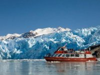 Patagônia Luxo Inverno - Hotel Lago Grey All Inclusive, El Calafate e Ushuaia