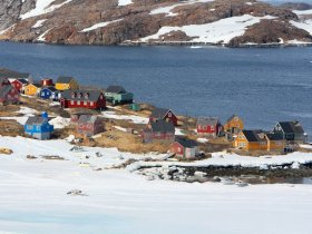 Extensão Groenlândia - Kulusuk