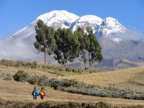Equador - Quito e Avenida dos Vulcões