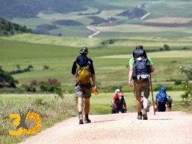 Espanha - Caminhada Curta pelo Caminho de Santiago de Compostela