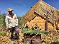 DIA DO TRABALHO - Peru - Vivência no Lago Titicaca Promocional