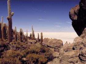 Bolívia - La Paz, Lago Titicaca e Salar do Uyuni