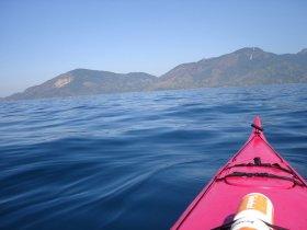 Caiaque Oceânico na Ilhabela