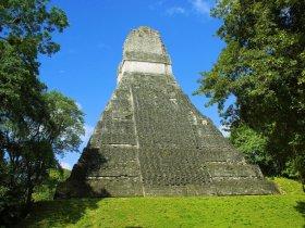 Trekking na Guatemala - El Mirador