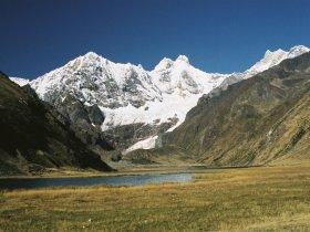 GRUPO AGOSTO - Cordilheira Blanca e Huayhuash Mini Trekking c/ guia Maurício Lino