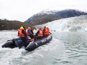 PROMOCIONAL - Rota 3 - Cruzeiro Australis Patagonia - Exploradores