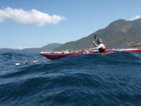Caiaque Oceânico - Curso Zona de Surf