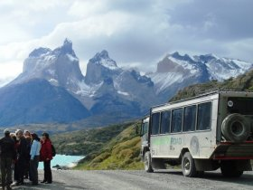 Patagônia Express – El Calafate, Torres del Paine e Ushuaia
