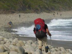 Austrália Aventura - Expedição na Tasmânia - South Coast Track
