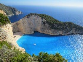 Grécia - Atenas e Ilha Zakynthos