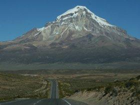 Bolívia - Expedição Vulcão Sajama (6.542m)