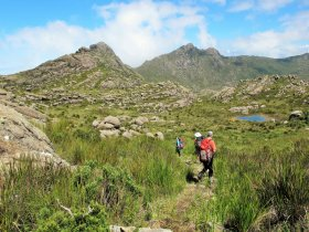 Desafio no Parque Nacional do Itatiaia