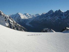 Nova Zelândia Expedição - Travessia Mount Cook