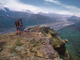 Islândia - Trekking Laugavegur - Landmannalaugar a Fimmvorduhals