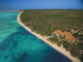 Extensão Moçambique - Azura Benguerra Island