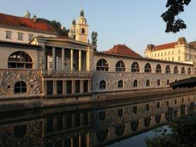Passeio opcional Croácia - Eslovênia - Ljubljana