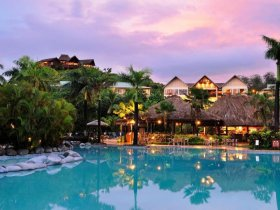 Ilhas Fiji - Coral Coast - Outrigger On the Lagoon Resort