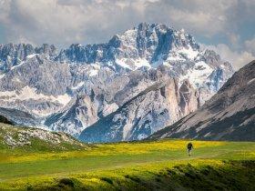 GRUPO - Itália Aventura – Trekking nas Dolomitas – Alta Via nº 1 Completa
