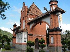 FINADOS - Santa Catarina - Pomerode, Timbó e Vale Europeu