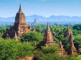 Myanmar Cultural - Yangon, Mandalay e Bagan