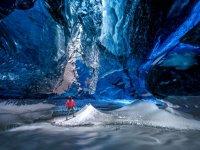 Islândia - Reykjavík Invernal e Cavernas de Gelo