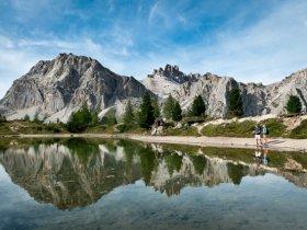Itália Aventura - Trekking nas Dolomitas