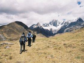 Expedição Cordilheira Huayhuash