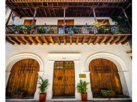 Colômbia - Cartagena - Hotéis Boutique